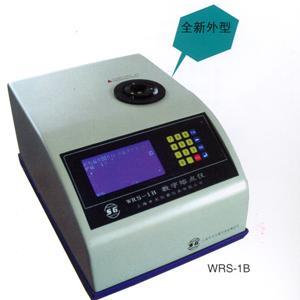 上海菁华WRS-1B数字熔点仪