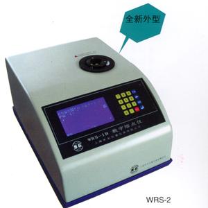 上海菁华WRS-2微机熔点仪