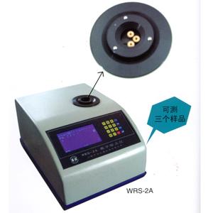 上海菁华WRS-2A数字熔点仪