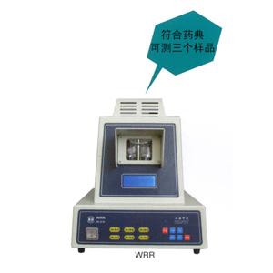 上海菁华WRR目视熔点仪